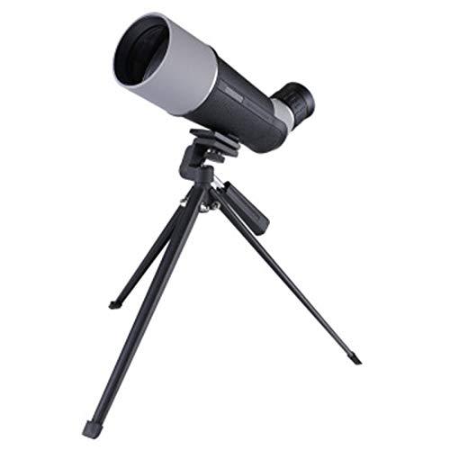 PEGONE 12X60 Zielspiegel, hohe Vergrößerung, hochauflösendes Monokular, Nachtsicht bei schlechten Lichtverhältnissen, Landschaftsvogelteleskop