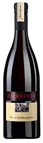 Weingut Ziereisen Blauer Spätburgunder 2016 trocken (0,75 L Flaschen)