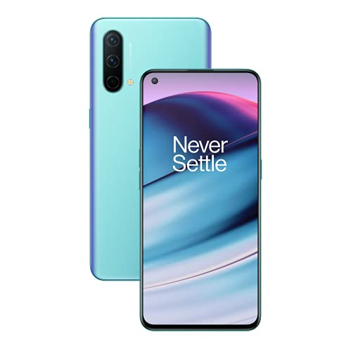 OnePlus Nord CE 5G 8GB RAM 128GB Smartphone con Fotocamera Tripla e Doppia SIM, Blu (Blue Void)