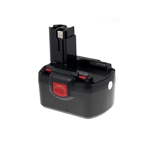 Accu voor Bosch Slag-Schroef- Boormachine GSB 12-2 NiMH O-Pack Japanse Cellen (Merk), 12,0V, NiMH