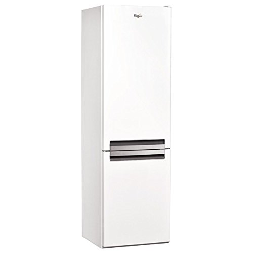 Whirlpool BSNF 8121 W Libera installazione 316L A+ Bianco frigorifero con congelatore