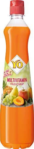 YO Klassik Multivitamin-Fruchtsirup, PET - 0.7L