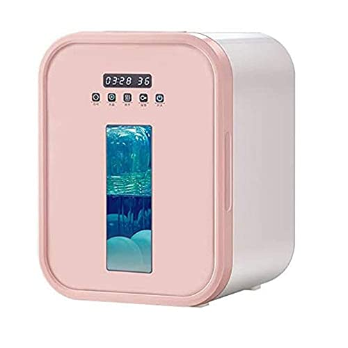 MOSHUO Gabinete de desinfección UV con ozono Esterilizador de Ropa Interior Caja de Secado Biberón portátil Esterilizador UV con Secado 2 en 1 Juguetes Ropa Vajilla