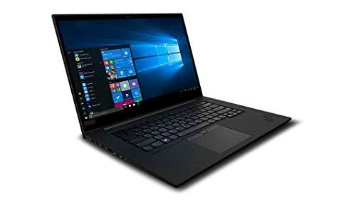 Lenovo ThinkPad P1 Gen 2 Laptop, 15.6' FHD (1920x1080), Intel Core i7-9850H, 32GB RAM, 512GB SSD,2, NVIDIA Quadro T2000, Windows 10 Pro (Renewed)