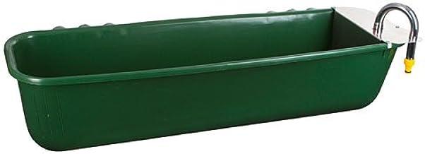 Einhänge-Schwimmerventil Ventil Tränketrog Weidetränke Wassertrog
