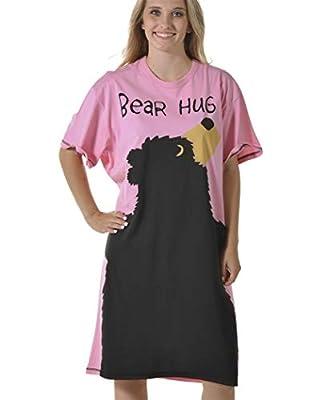 Women's Animal Pajama Nightshirt by LazyOne | Cute Cozy Lazies Nightgowns
