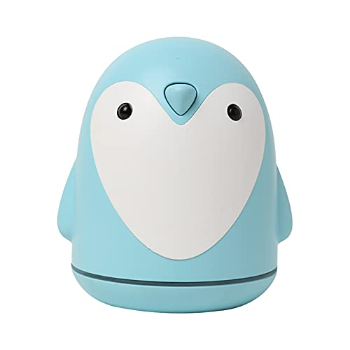 Humidifier, 220 ml Aroma Diffuser Humidifier Cute Penguin USB Air Distributor for Home Office Car Spray Essential Oil Diffuser Humidifier
