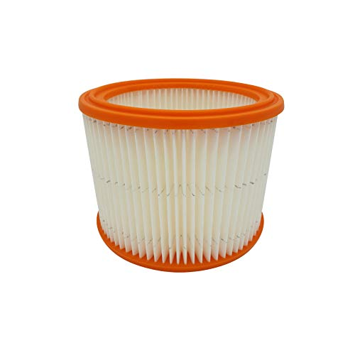Reinica Luftfilter Staubklasse M für Festo SR 5 Filter Lamellenfilter Staubfilter Faltenfilter Staubsaugerfilter Rundfilter