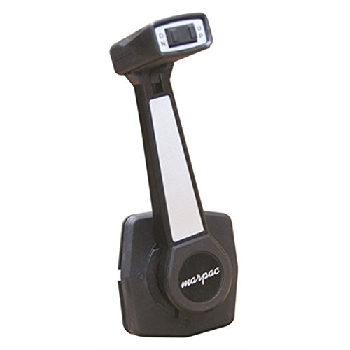 Marpac Remote Control Box Shifter SideMount Trim Switch for Johnson Evinrude, Crusader, Mercruiser, Ford, Pleasurecraft, OMC, Volvo 314295-111-1