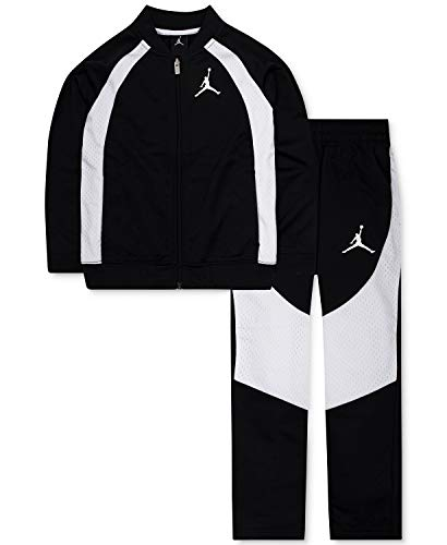 Nike Jordan Jumpman Toddler Jacket Tracksuit Pants Outfit Set, Size 3T