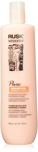 Rusk Sensories Revitalisant Pure Mandarine/Jasmin pour Unisexe 13.5 oz 399.25 ml