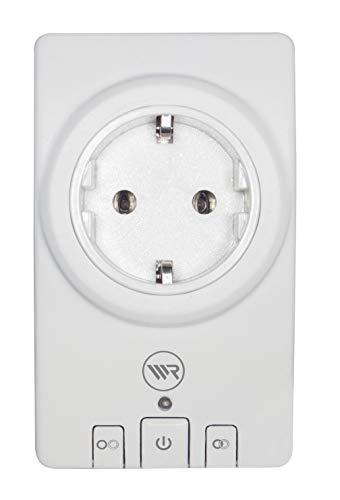 Rademacher DuoFern Zwischenstecker Schalten 9472 (230 V) - Smart Home Steckdose mit Funk für elektrische Verbraucher, 35001164