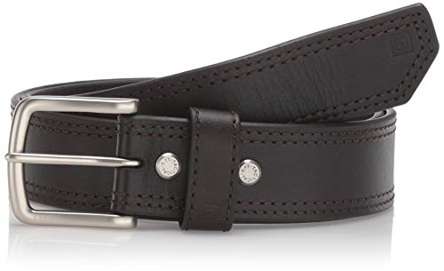 5.11 Tactical Men's Arc 1.5-Inch Full Grain Leather Work Belt, Easy Weight Support, Style 59493