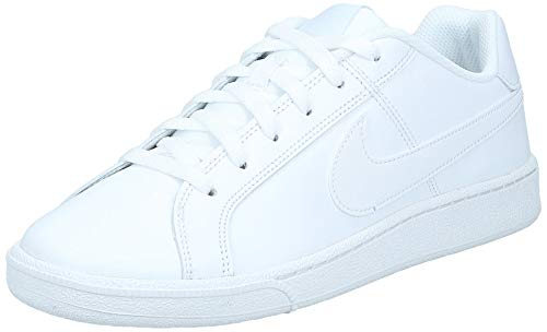 Nike Schuhe Court Royale White-White (749747-111) 45 Weiss