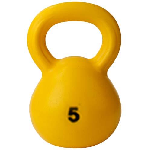 OCYE Kettlebell Fitness-Heim männlich und weiblich Kniebeugen dünnarm Sport kleine Ausrüstung Personal Training Sportball Lifting Pot, geeignet für Ganzkörpertraining, Cross-Training, Gewichtsverlus