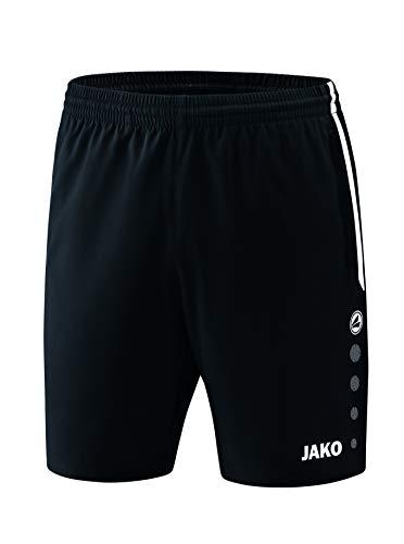 JAKO Herren Competition 2.0 Shorts, schwarz (schwarz), L