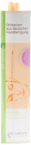 Berk OK-6 Meditations-Zubehör - Ohrkerzen Lavendel 1 Paar