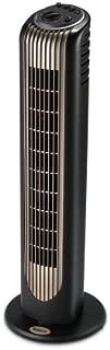 Holmes HT38-U Tower Fan, Black
