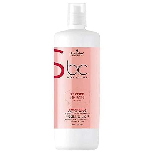 Schwarzkopf BC Repair Rescue - Intense shampoo, 1000 ml