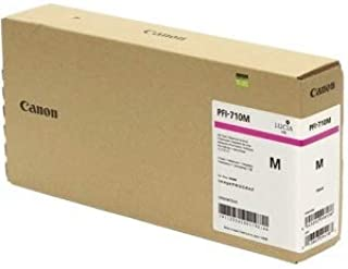 Canon Genuine Ink Tank PFI-710M - Magenta 700ml