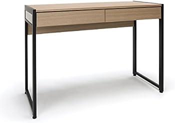OFM Essentials 2-Drawer Office Desk