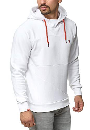 Indicode Caballeros Aveline Sudadera con Capucha | Caliente Hoodie Deportivo Jersey Moderno Pullover De Hooded Sweater para Hombres