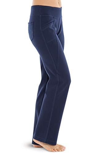 PajamaJeans Stretchy Jeans for Women - Womens Stretch Jeans, Indigo, XL