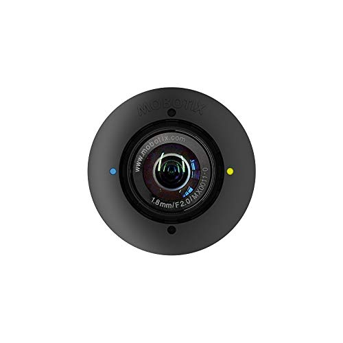 Mobotix S15/M15 Kameramodul N10 6MP 180 Blickwinkel Schwarz