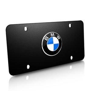 BMW 82-12-1-470-313 Number Plate Frame Roundel