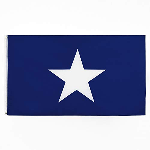 PringCor Bonnie Blue Flag 3x5FT Southern States Polyester White Star CSA South Banner