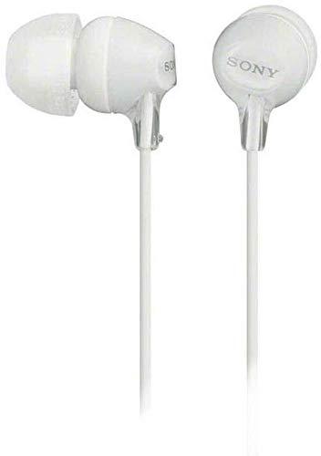 Sony MDR-EX15LPW geschlossene In-Ear-Kopfhörer weiß