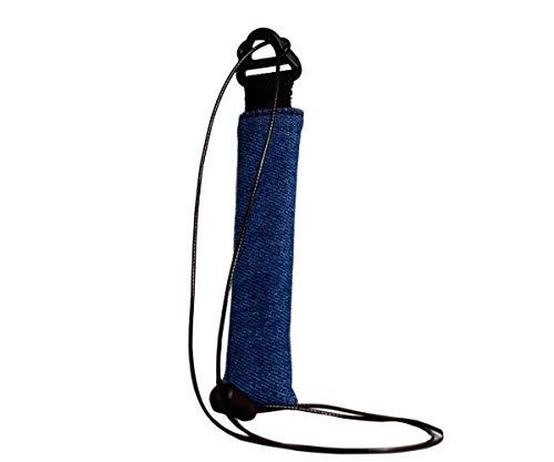 Plan B Funda Protectora vapeador Myblu Tejana - 12 X 2,8 cm cordón de 100 cm Azul