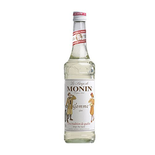 Le Sirop de Monin Gomme - Gummi Arabicum Sirup 0,7l