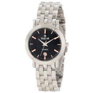 『腕時計 Swistar Women's 417-15L Bk Precision Quartz Dress Watch【並行輸入品】』のトップ画像