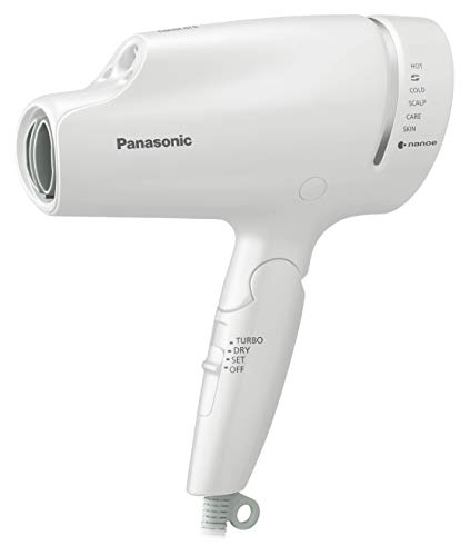 Price comparison product image Panasonic Hair Dryer Nanocare White EH-NA9B-W Japan Import