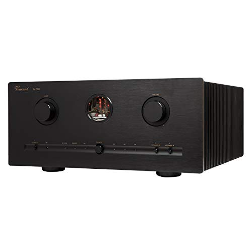 Cheap Vincent Audio SV 700 Hybrid Integrated Amplifier - Black