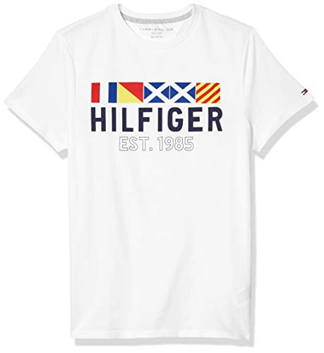 Tommy Hilfiger Starting Line tee Camiseta para Hombre