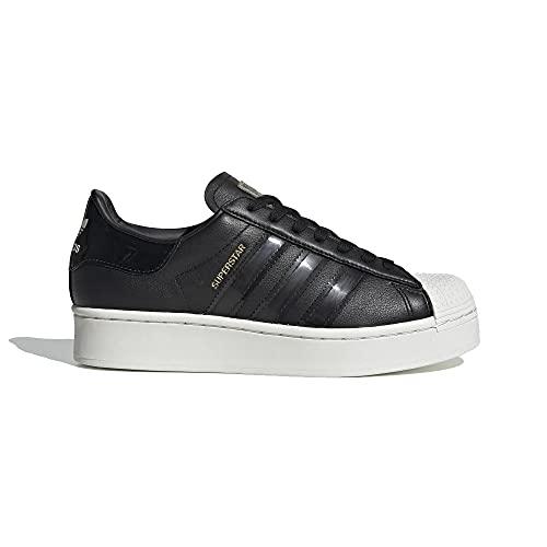 adidas Superstar Bold W - Zapatillas deportivas para mujer, color negro, 39 1/3
