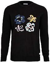 Banks Journal Men's Travels Floral Sweater