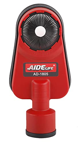 Aidelife Rotary hammer dust collection attachment,Universal Dust shroud for drilling
