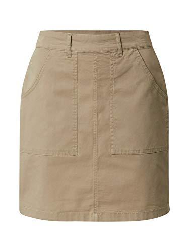Vero Moda Women's VMDAYA Short Utility COT Skirt GA, Blazer Navy, L