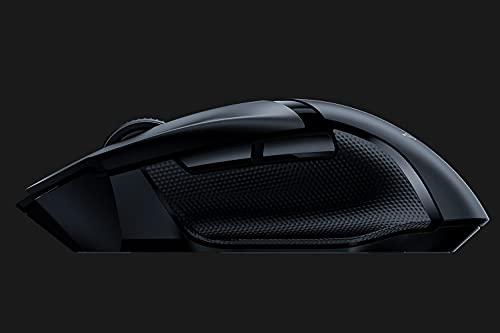 Razer Basilisk X HyperSpeed Wireless Gaming Maus (mit Razer HyperSpeed Technologie, Kabellos, 5G Advanced Optical Sensor und 6 Freikonfigurierbaren Tasten) Schwarz - 6