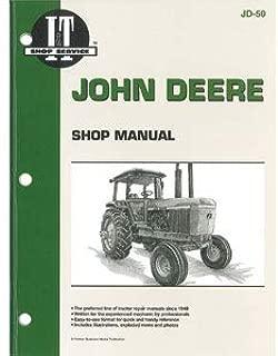 SMJD50 New Shop Manual for John Deere Tractor 4030 4230 4430 4630