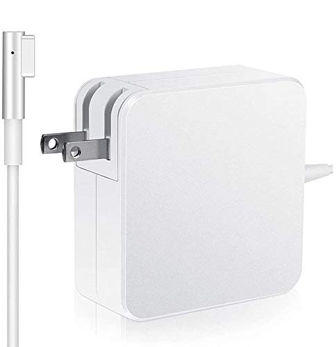 Generic MacBook Pro Charger for Magnetic 60W L-Tip, Power Adapter Compatible with Mac Book Charger/Mac Book air( After Late 2012)