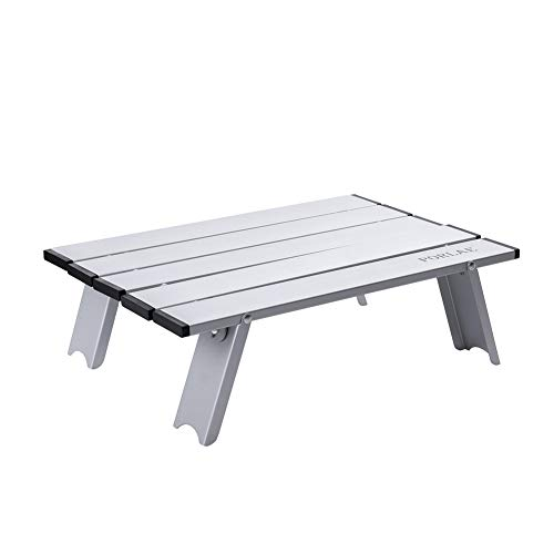 Outdoor Camping Folding Table, Ultralight Foldable Table