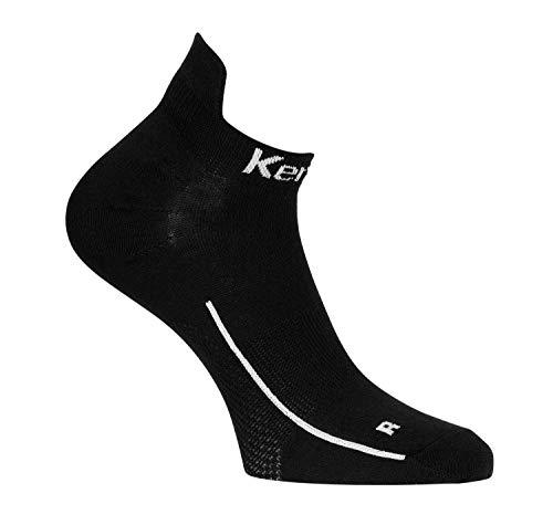 Kempa SNEAKERSOCKEN (2ER-PACK) Socken, schwarz, 36-40 (M)