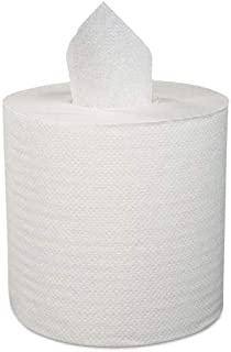 Boardwalk 6400 Center-Pull Hand Towels, 2-Ply, Perforated, 7 7/8