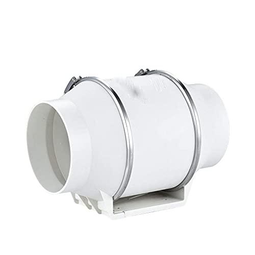 Ventilador de Escape Ventilador de Campana de Ventana de Pared para baño Hogar Ventilador silencioso Ventilador de conducto Ventilador de ventilación Extractor de Limpieza de Aire (Tamaño: 28