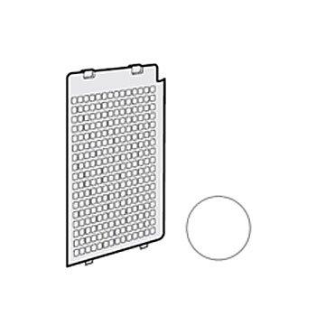 シャープ 加湿空気清浄機用後ろパネル2801580638(ホワイト系)[適合機種]KC-D40-W