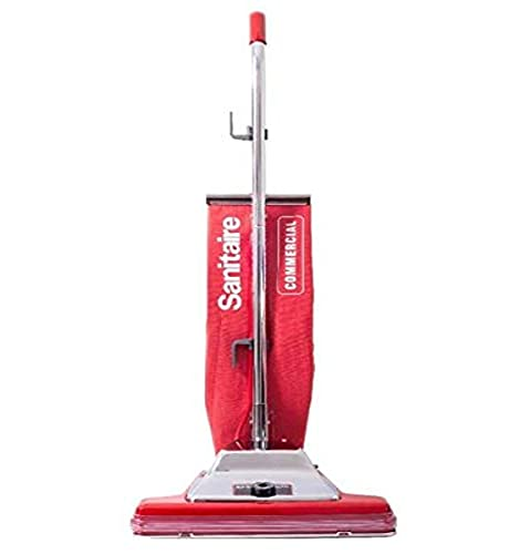 Sanitaire - SC899H SC899 Tradition QuietClean Upright Vacuum Red